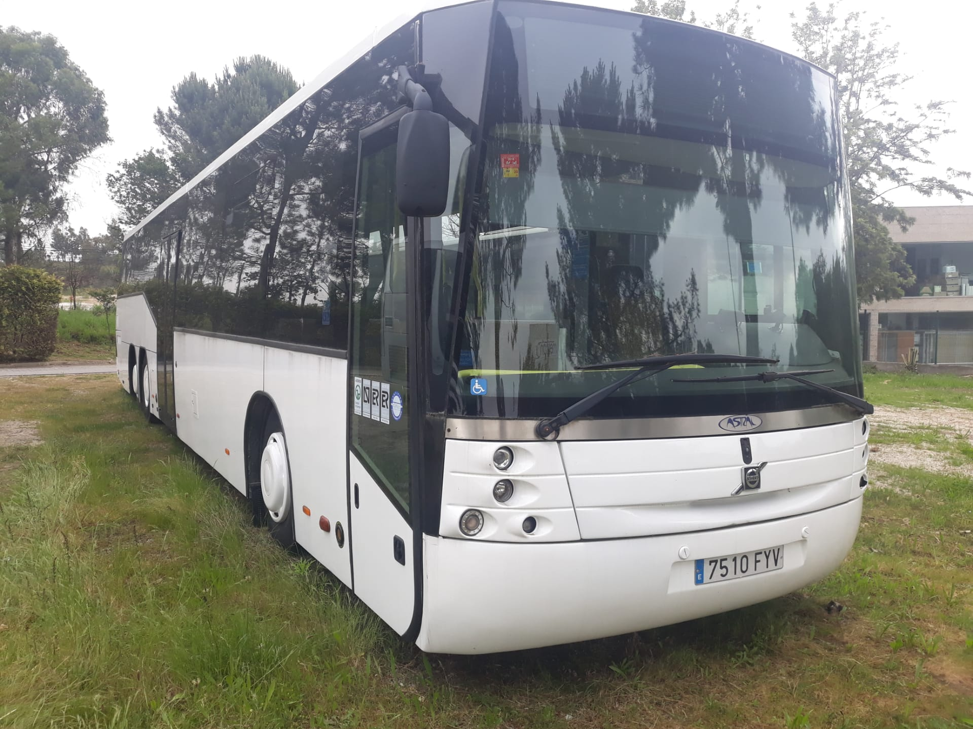 Comprar Volvo Astral B12BLE 6x2
