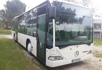 Mercedes Benz O530 GN